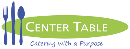 Center Table - Catering with a Purpose